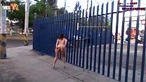 ¡NUEVO! Super EXTREMO Danna HOT Totalmente desnuda por avenidas de CDMX صورة