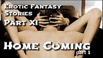 Erotic Fantasy Stories 11: Homecuming One