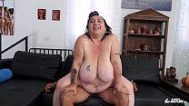 Free video granny fucking