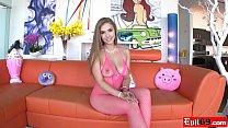 Gaping anal fuck for big boobs pornstar slut Lena Paul - 9Club.Top