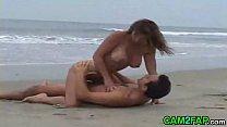 Free hardcore beach porn