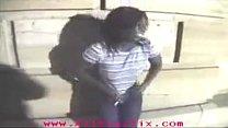 AllYourPix.com - Black Girl Strips In Public Street