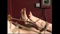 Natali demore as slave tied hard milf redhead f...