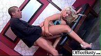 Hardcore Sex With Hot Sluty Busty Office Girl (Bridgette B) mov-04