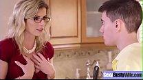 (Cory Chase) Hot Big Round Boobs Wife Love Intercorse clip-09 porn image