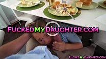 Blonde teen Baliey Brooke fuck s neighbors dick