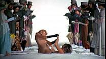 Katya Wyeth in A Clockwork Orange 1971