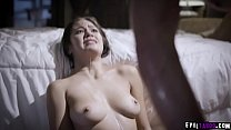Kendra Spade crying after her step-dad once aga...