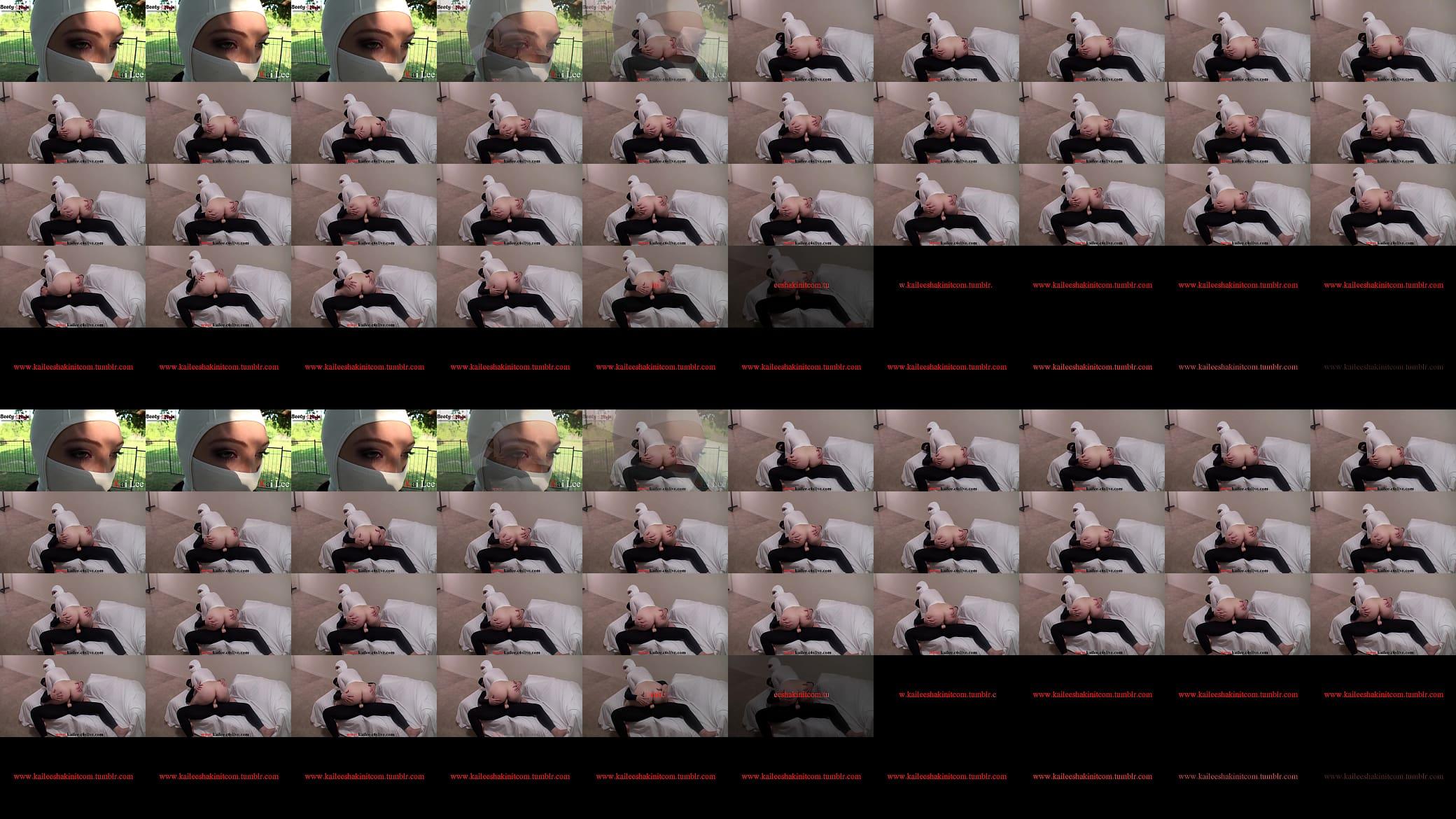 Ivy Shakinit Beautiful bootyninja bt 7-26-2011 - xvideos