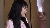 Petite Japanese Girl Sucking Dick
