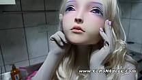 Doll latex life like