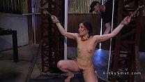 Different bondage rough sex positions