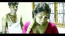 Young Boy And Hot Sexy Lady Romance on The Bed
