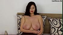 Massive Tits on Bulgarian Beauty