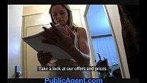 PublicAgent Natasha Single white female blowjob