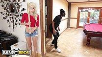 BANGBROS - Petite Teen Elsa Jean VS Home Invader Ricky Johnson - download porn videos