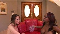 Daisy Marie & Ebony Babe Lesbian Experience thumbnail