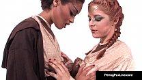 Star Princess, Penny Pax & Skin Diamond Use The... thumb