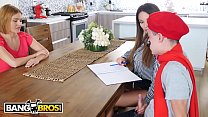 BANGBROS - Juan El Caballo Loco Gets French Lessons From Anissa Kate
