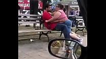 Gorda amando pra caralho