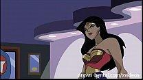 Screenshot Superhero He ntai - Wonder Woman vs Captain America