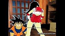 Dragonball and teen girls hentai thumbnail