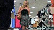 Cosima mature blonde public fingering Vorschaubild