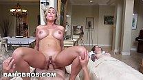 (porn arabia) ◦ Milf Brandi Love Gives Juan El Caballo Loco A Handjob thumbnail