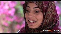 Innocent muslim girl takes massive black cock 124 81