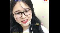 Em gái Việt cực xinh livestream Uplive