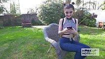 Petite Teen Meets Up with Guy She Met Online - 9Club.Top