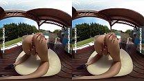 DDFNetwork VR - Poolside VR Striptease with Alice Thumbnail