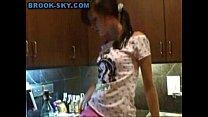 Teen Kitchen Masturbate