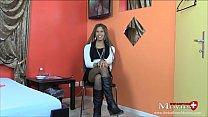 Porno Interview mit Teeny Carmela Tia 20y. - SPM Carmela20IV01 Vorschaubild
