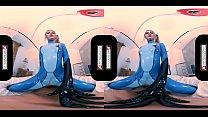 Metroid XXX Cosplay VR Porn's Thumb