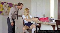 Nubiles-Porn Schoolgirl Alexa Grace Gets Hardcore Punishment