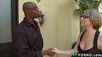 Teacher with gl asses tries big black dick Vel  black dick Velicity Von 1