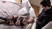 My Dirty Hobby - Tattooed MILF swallows big dick