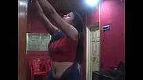 Sexy Desi Changing Saree SHowing Deep Navel and Boobs pornhub video