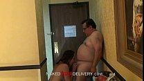 Pizza delivery guy fucked with housewife www.pornosafado.net Vorschaubild