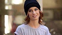 Teenie Chloe wants her new sister Kristen Scott