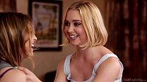 Teenie Chloe wants her new sister Kristen Scott thumbnail