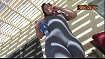 New SInn Sage peeing herself wetting panties 20... Thumbnail
