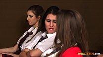 Screenshot Schoolgirls In  Cfnm Porn Femdom m