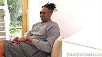 Jules Jordan - Brandi Love Provides An Insurance Policy For Dredd's BBC Image