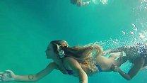 Underwater girls [HD, 720p] thumb