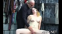 Naked babes roughly playing in thraldom xxx amateur video preview image
