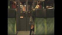 Public Amateur   Blond Sex in Train