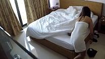 ซ่อนกล้องถ่ายพากิ๊กสาวพริตตี้หุ่นโคตรแจ่มมาเย็ดในโรงแรมม่านรูดหนังโป๊ไทย