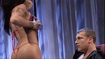 Jenanave Jolie teaching the tricks!